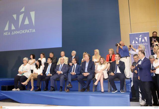 ΝΔ: Παρουσίαση ψηφοδελτίων Α' και Β' Θεσσαλονίκης | tovima.gr