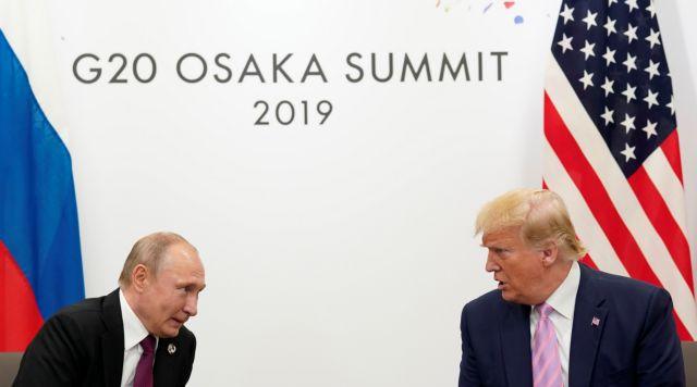 Τραμπ σε Πούτιν: Μην αναμιχθείτε στις εκλογές μας | tovima.gr