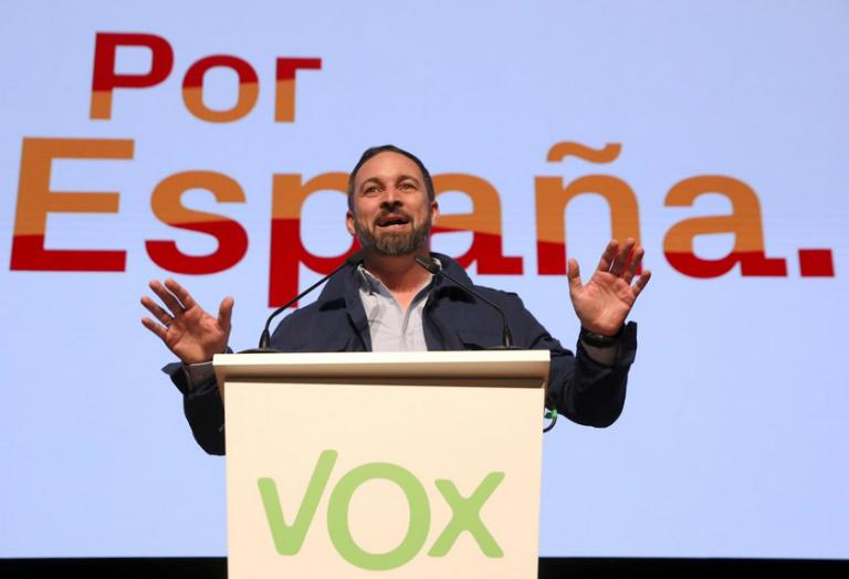 Ισπανία: To Vox ρυθμιστής των εξελίξεων στους κόλπους της Δεξιάς | tovima.gr