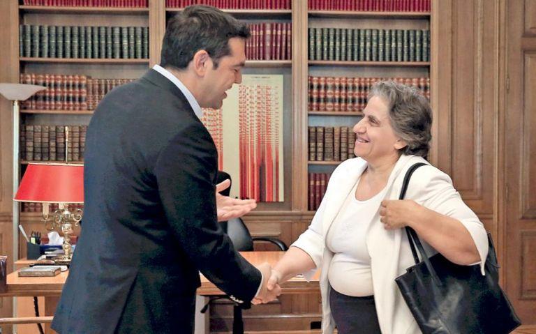 Εργα και ημέρες της πρόθυμης εισαγγελέως Ξένης Δημητρίου   tovima.gr