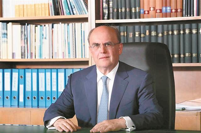 Γ. Ζαββός: Ο «Ηρακλής» μείωσε τα κόκκινα δάνεια κατά 40% | tovima.gr