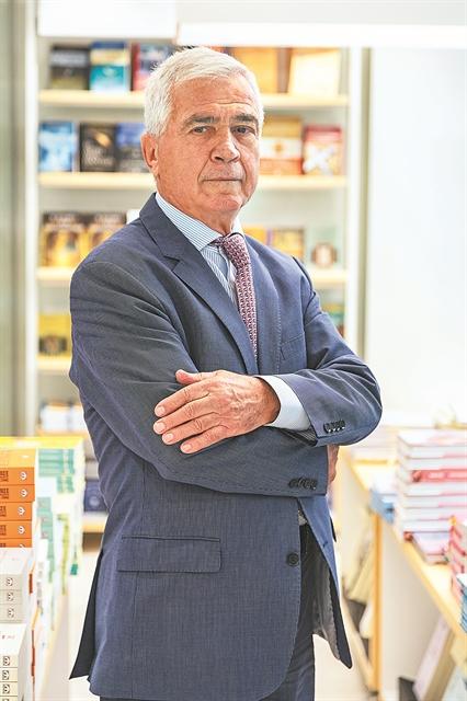 «Εχουμε τη φήμη του εμπορικού εκδότη και την απολαμβάνουμε» | tovima.gr