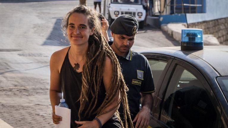 Κάρολα Ρακέτε: Την Τρίτη η απόφαση για την πλοίαρχο του Sea Watch | tovima.gr
