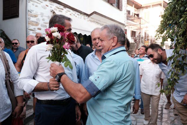 Μητσοτάκης: Θα έχουμε εγγυημένη σύνταξη | tovima.gr