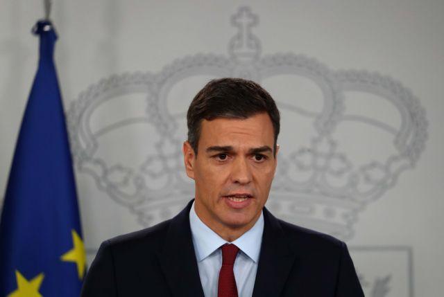 Ισπανία: Στις 22 Ιουλίου ξεκινάνε οι κρίσιμες ψηφοφορίες για τον Σάντσεθ | tovima.gr