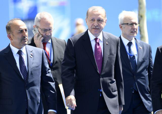 Erdogan, Cavusoglu lash out against Cyprus, EU with threats of force | tovima.gr