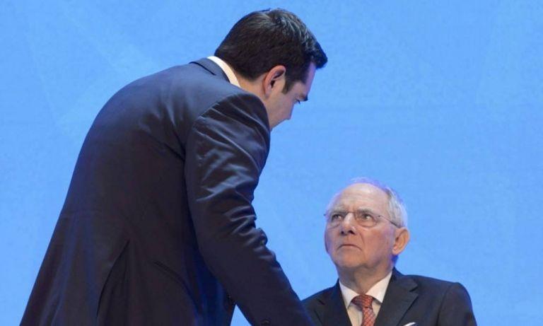 Σόιμπλε : Statesman ο Τσίπρας στο «Μακεδονικό» | tovima.gr