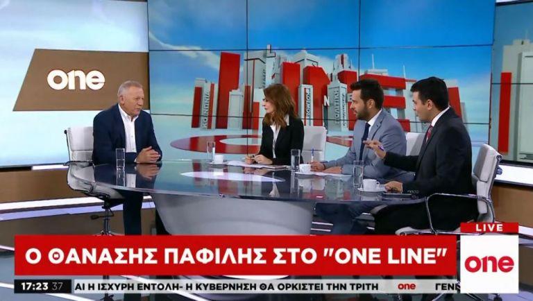 Θ. Παφίλης στο One Channel: Ο ΣΥΡΙΖΑ λέρωσε όλες τις αξίες της Αριστεράς   tovima.gr