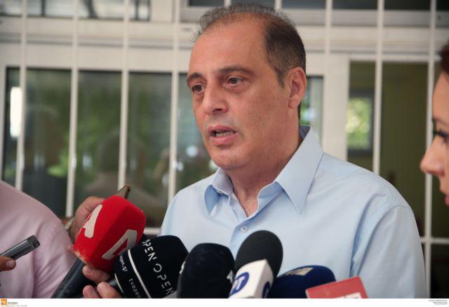 Βελόπουλος :  Δεν δόθηκαν ψηφοδέλτια της Ελληνικής Λύσης στη Θεσσαλονίκη   tovima.gr