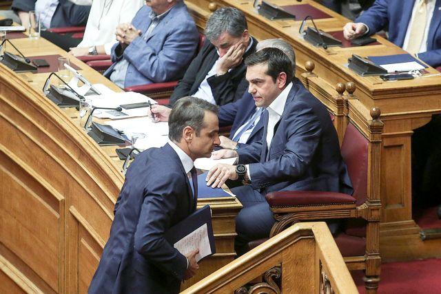 Γιατί κερδίζει ο Μητσοτάκης, γιατί χάνει ο Τσίπρας | tovima.gr