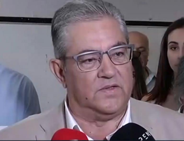 Κουτσούμπας: Σήμερα ψηφίζουμε για να είμαστε πιο δυνατοί | tovima.gr