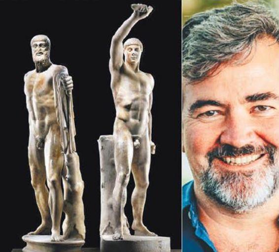 Τζέιμς Ντέιβιντσον: «Οι αρχαίοι Ελληνες δεν ήταν παιδόφιλοι» | tovima.gr