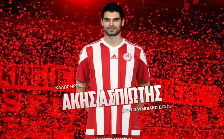 Volley League : Ανακοίνωσε Ασπιώτη ο Ολυμπιακός   tovima.gr