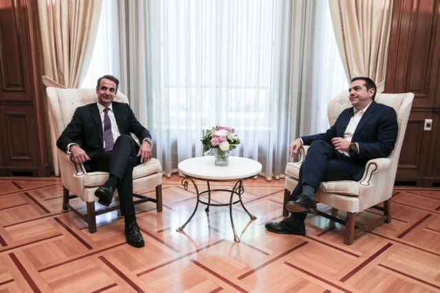 Editorial: An opportunity for Mitsotakis, a lesson for Tsipras | tovima.gr