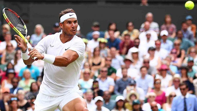 Wimbledon : Φουριόζος ο Ναδάλ, προκρίθηκε άνετα στους «8» | tovima.gr