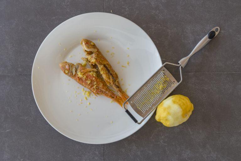 Το τέλειο τηγανητό μπαρμπούνι   tovima.gr