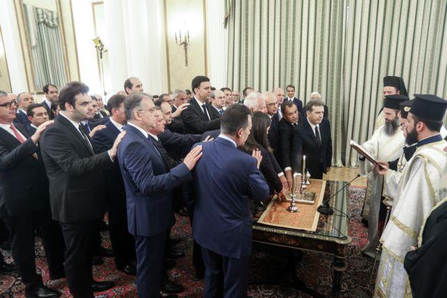 Το Προεδρικό Διάταγμα με τη νέα δομή της κυβέρνησης Μητσοτάκη και τις νέες αρμοδιότητες των υπουργείων της   tovima.gr