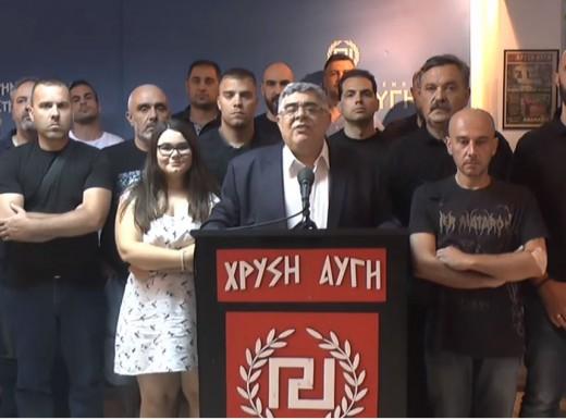 Η Χρυσή Αυγή μετά την ήττα απειλεί με «επιστροφή στους δρόμους» | tovima.gr