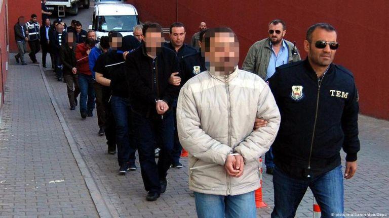 Εκατοντάδες νέες συλλήψεις «Γκιουλενιστών»   tovima.gr