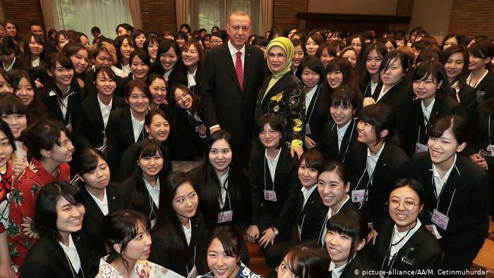 Πανεπιστήμια μόνο για γυναίκες θέλει ο Ερντογάν | tovima.gr