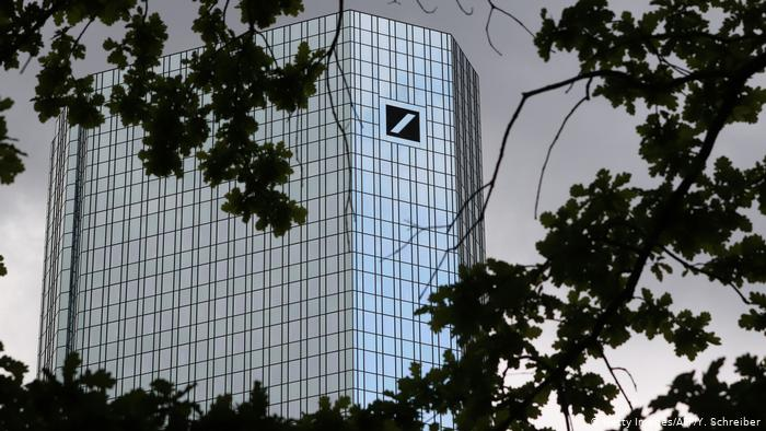 Ριζική αναδιάρθρωση στην Deutsche Bank | tovima.gr
