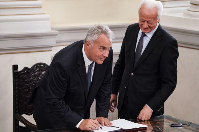 Βορίδης : Προτεραιότητά μας η διαπραγμάτευση της νέας ΚΑΠ   tovima.gr