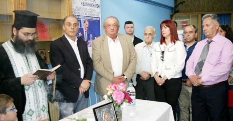 Ελληνική Λύση: Μήνυση Βελόπουλου μετά την αντίδραση Νασίκα για την έδρα της Λάρισας | tovima.gr