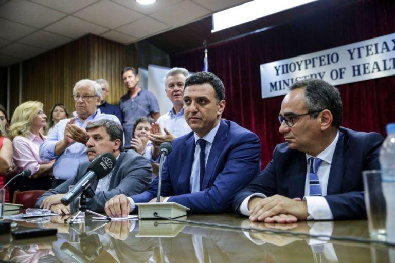 Χωρίς τον Πολάκη η παραλαβή – παράδοση του υπουργείου Υγείας   tovima.gr