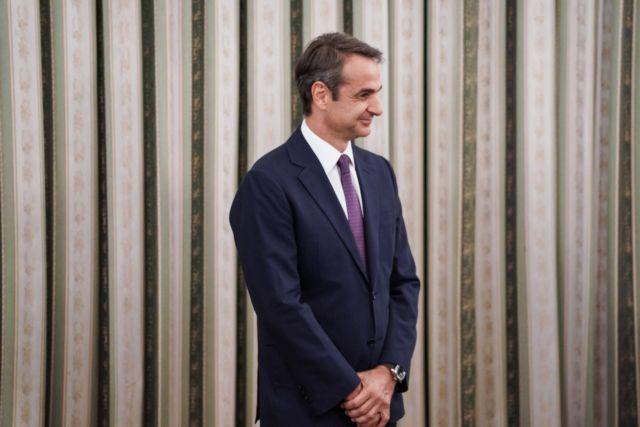 Οι πρώτες συναντήσεις του Κυριάκου Μητσοτάκη ως πρωθυπουργού | tovima.gr
