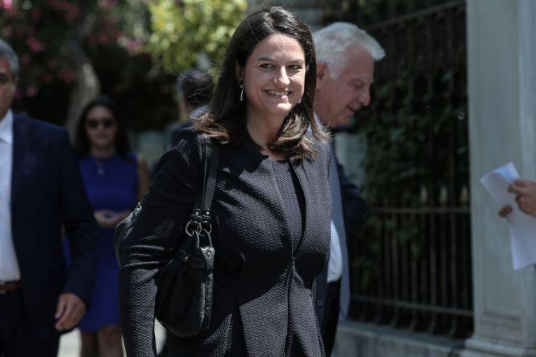 Νίκη Κεραμέως:  Η παιδεία συνιστά για εμάς την μεγαλύτερη επένδυση στη χώρα   tovima.gr