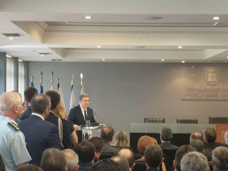 Χρυσοχοΐδης: Η ασφάλεια ταυτίζεται με τη Δημοκρατία | tovima.gr