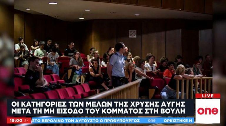 Οι κατηγορίες που αντιμετωπίζουν τα μέλη της Χρυσής Αυγής | tovima.gr