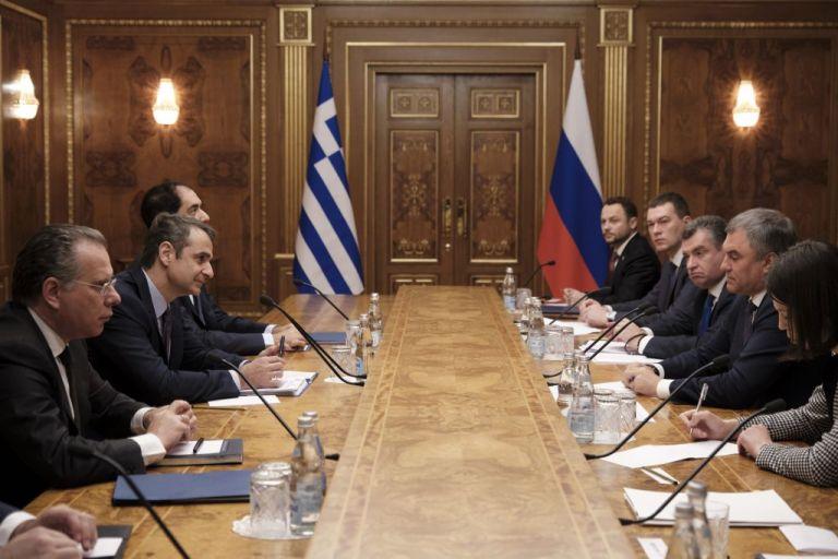 Συγχαρητήριο τηλεγράφημα Μεντβέντεφ σε Μητσοτάκη | tovima.gr
