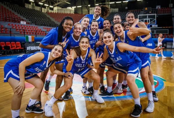 Ευρωπαϊκό Β' κατηγορίας: Φουλ για άνοδο η Εθνική Νεανίδων | tovima.gr