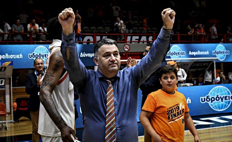 Basket League : Προπονητής της χρονιάς ο Μάκης Γιατράς   tovima.gr