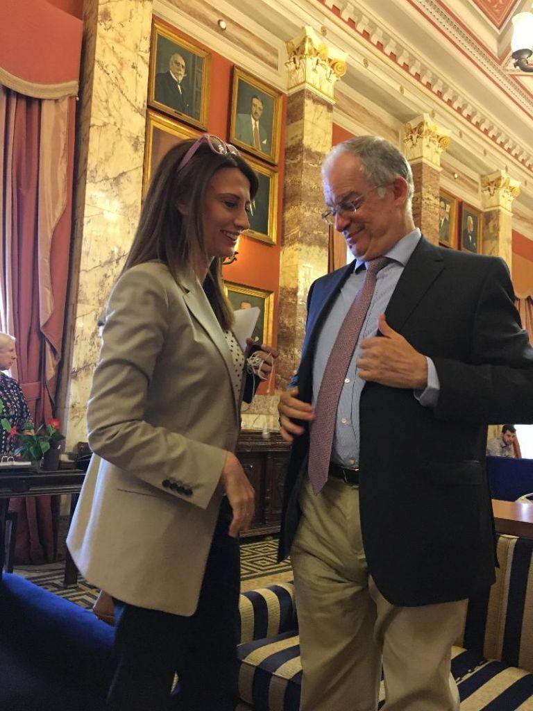Κώστας Τασούλας: Ο  προσηνής, νέος  Πρόεδρος του Ελληνικού Κοινοβουλίου | tovima.gr