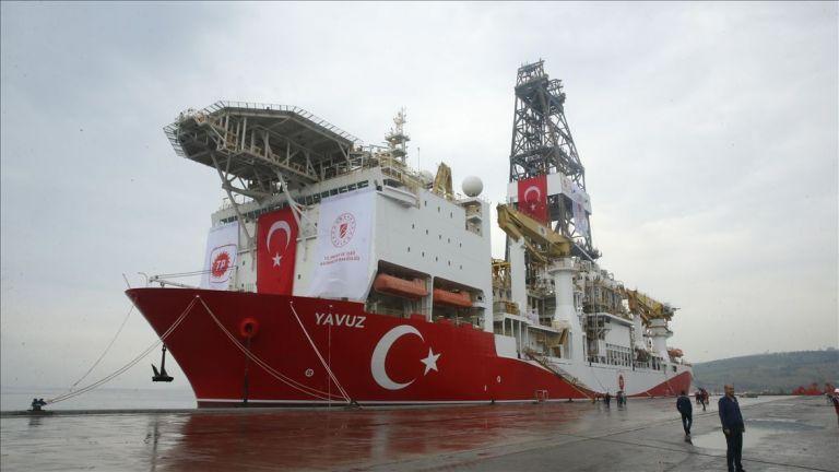 Greece, US warn Ankara against drilling off Cyprus' Karpas Peninsula | tovima.gr