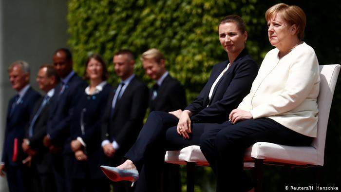 Πόσο άρρωστη είναι τελικά η καγκελάριος Μέρκελ; | tovima.gr