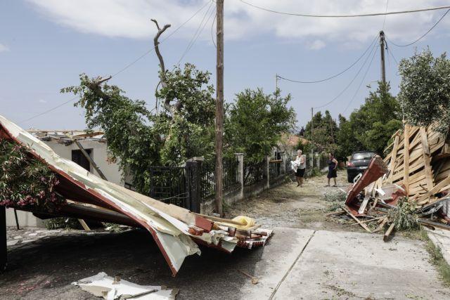 Χαλκιδική: Χωρίς ρεύμα λόγω της θεομηνίας   tovima.gr