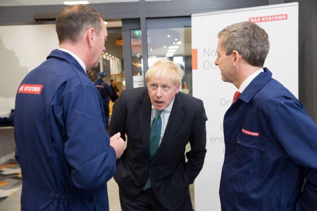 Βρετανία – Τζόνσον: Πλησιάζει την ηγεσία των Συντηρητικών | tovima.gr