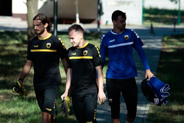 AEK: Χάνει το φιλικό με Τρεντσίν ο Μπακάκης | tovima.gr