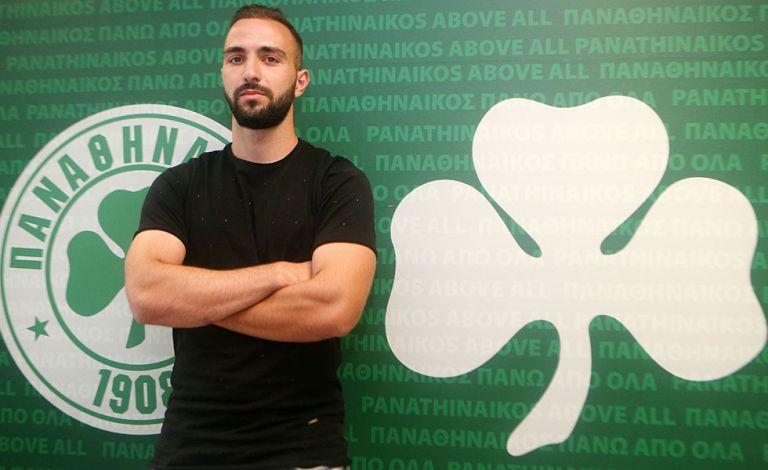Παναθηναϊκός : Επέκτεινε το συμβόλαιο του Μαυρομάτη έως το 2022 | tovima.gr