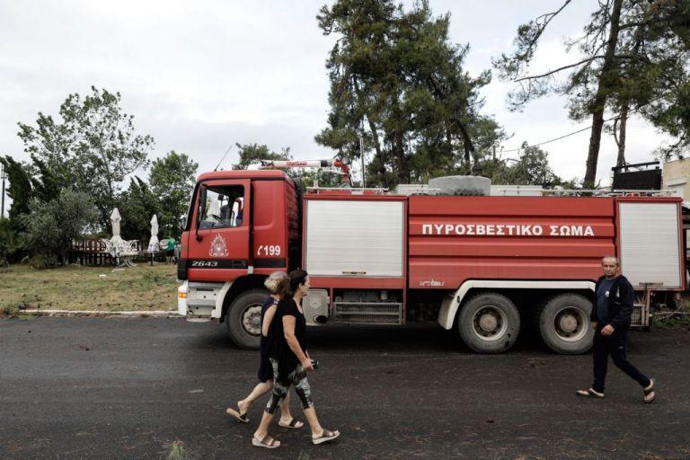 Χαλκιδική: Απαγόρευση κυκλοφορίας σε 5 περιοχές, λόγω υψηλού κινδύνου πυρκαγιάς   tovima.gr