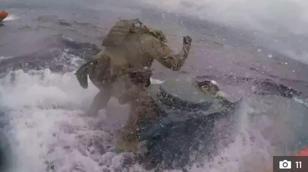 Eπιχείρηση κομάντο σε υποβρύχιο με ναρκωτικά | tovima.gr