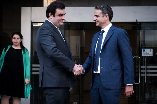 Κ. Μητσοτάκης: Ενδιάμεση λύση για το 112 | tovima.gr