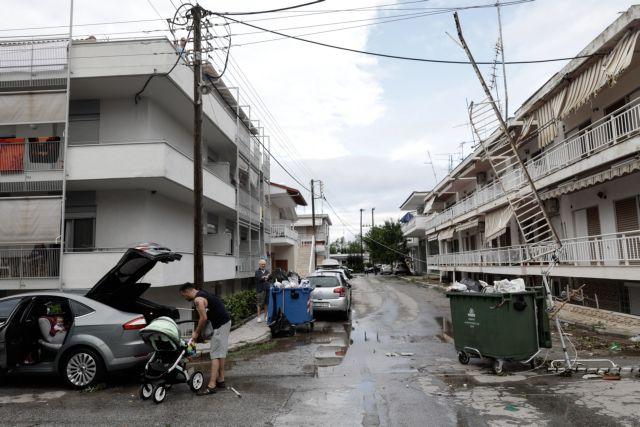 Χαλκιδική : Αποκατάσταση του δικτύου υψηλής τάσης έως το μεσημέρι | tovima.gr