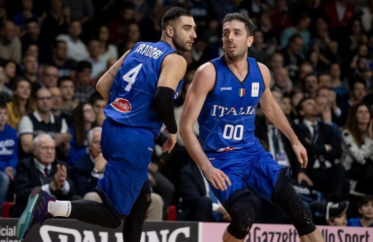 Παγκόσμιο 2019 : Τρεις ΝΒΑers στην προεπιλογή της Ιταλίας   tovima.gr