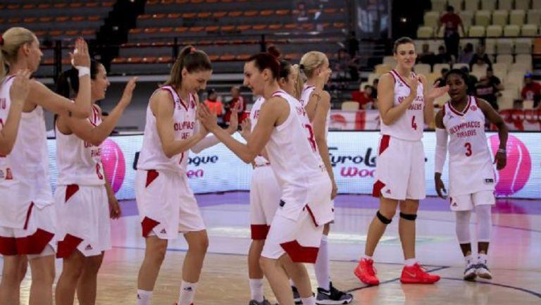 Ευρωλίγκα γυναικών : Με Βενέτσια ή Μονπελιέ ο Ολυμπιακός | tovima.gr