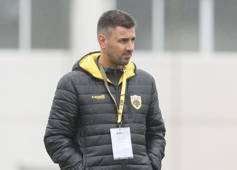 Super League 1 : Ο Γιώργος Σίμος στον πάγκο του ΟΦΗ | tovima.gr