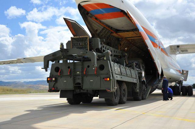 Αψηφά τις ΗΠΑ η Τουρκία και συνεχίζει την παραλαβή των S-400   tovima.gr